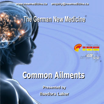 Activate Your Brain To Heal Your Body:  Understand Your Disease Through Nature's Laws CommonAilments